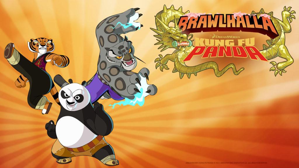 Brawlhalla Kung Fu Panda