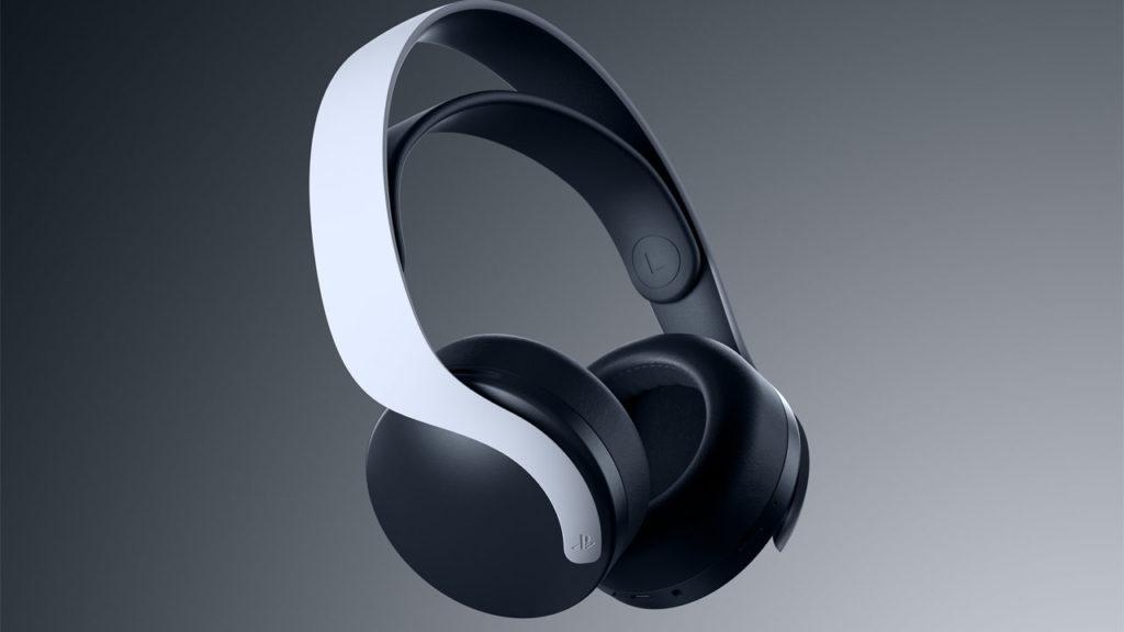 Headset PULSE Áudio 3D PS5