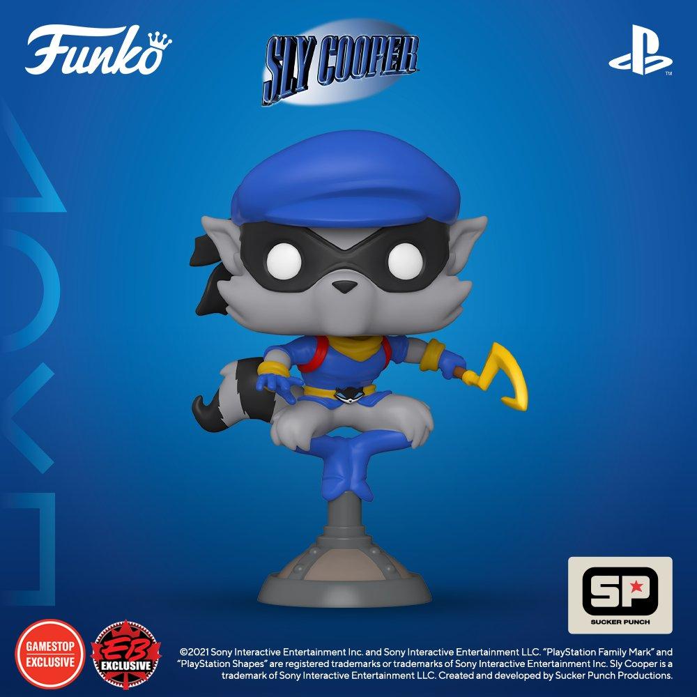 Funko Sly Cooper