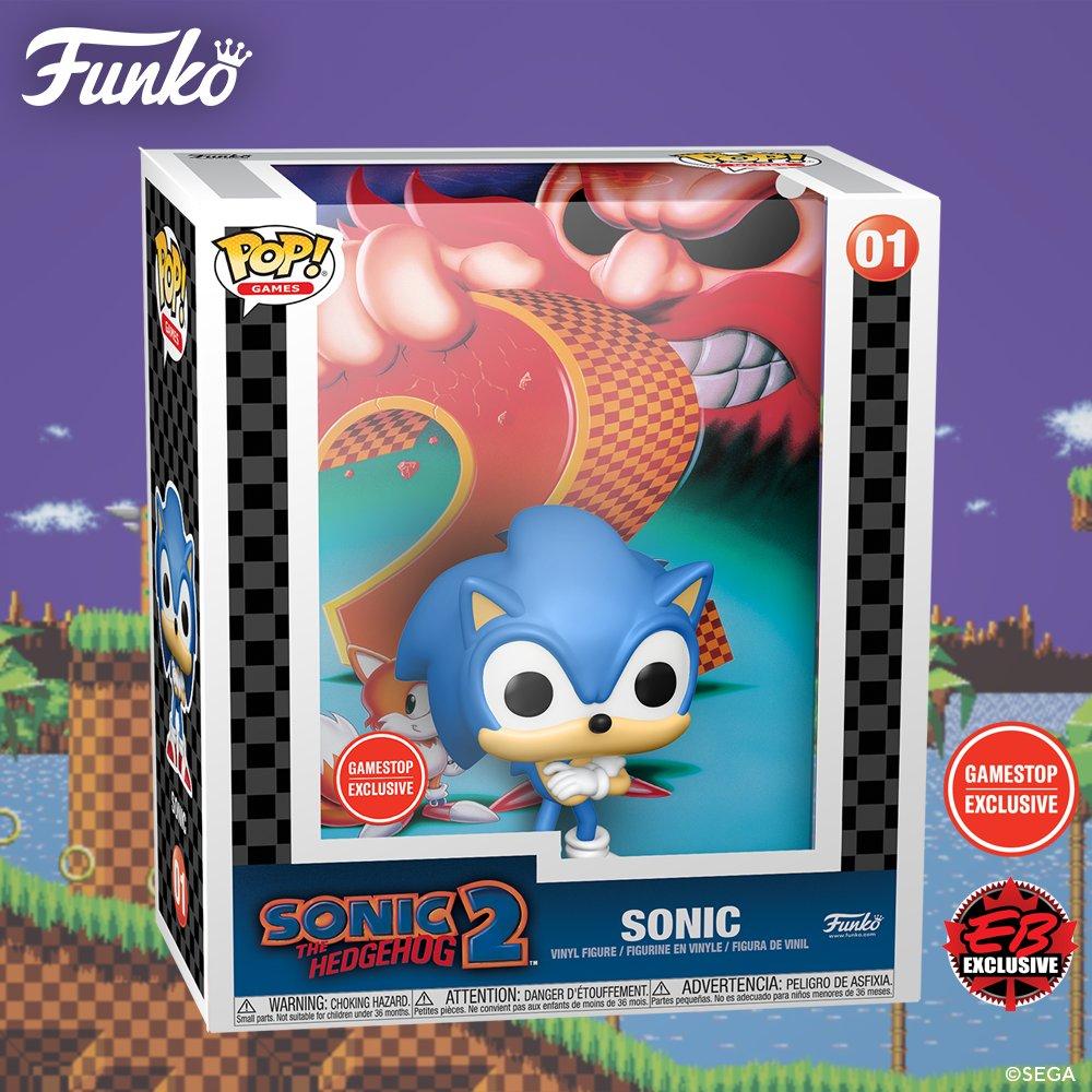 Funko Sonic the Hedgehog 2