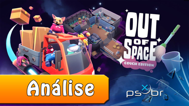 Out of Space: Couch Edition – Review