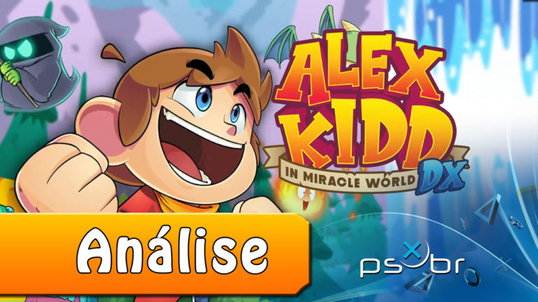 Alex Kidd in Miracle World DX – Review