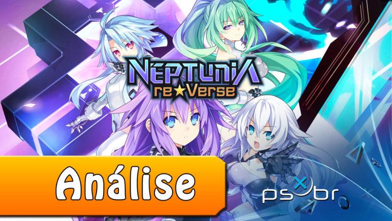 Neptunia ReVerse – Review