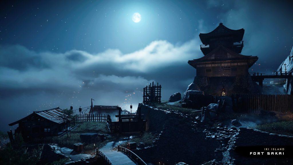 Ghost of Tsushima: Versão do Diretor