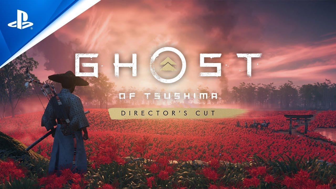 Ghost of Tsushima Director's Cut é anunciado oficialmente para PS4 e PS5 -  PSX Brasil
