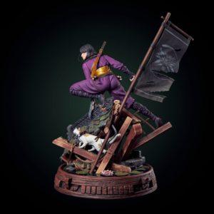 Yennefer the Kunoichi