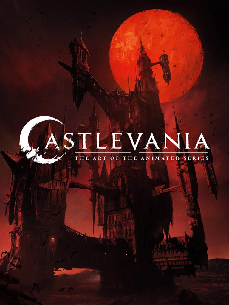 Castlevania Livro de Artes
