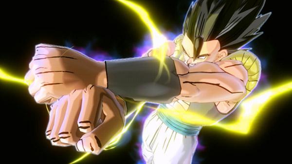 Dragon Ball Xenoverse 2 Gogeta (Dragon Ball Super)