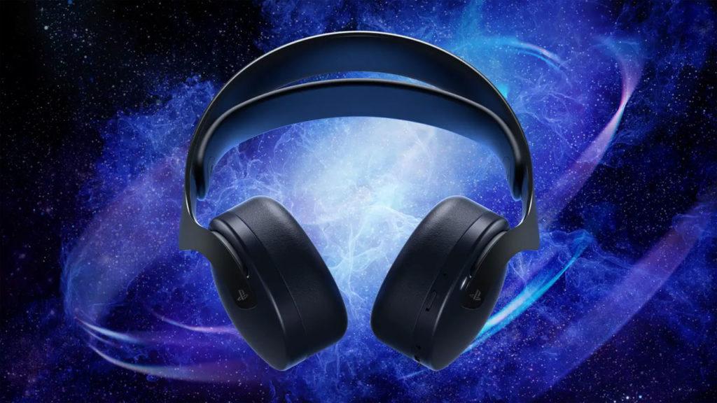 Headset Pulse 3D Midnight Black