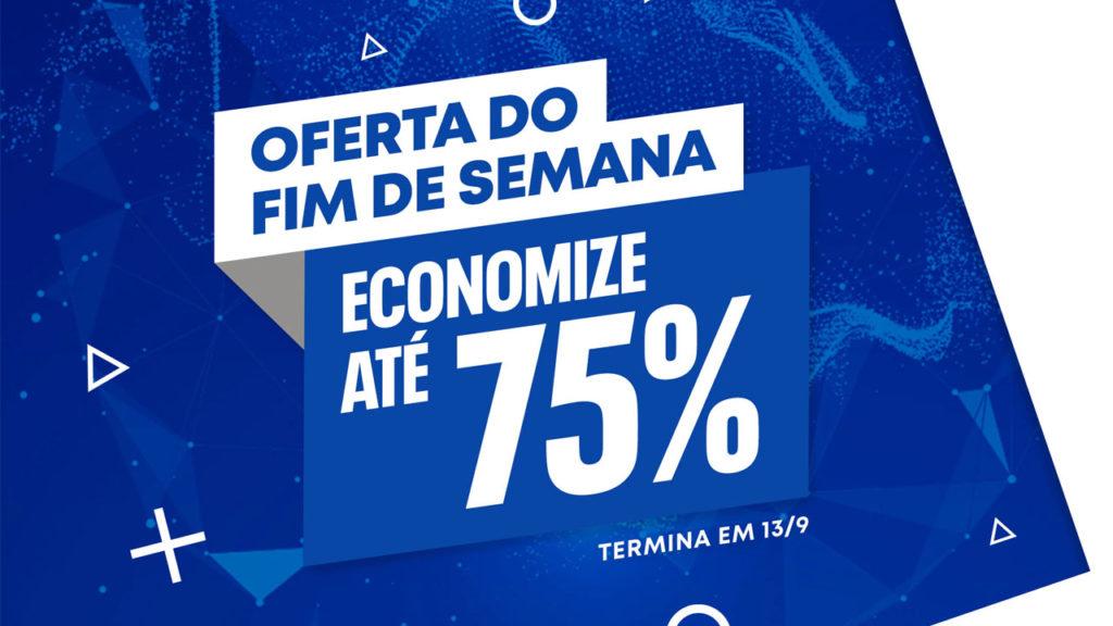 PS Store Oferta Fim de Semana