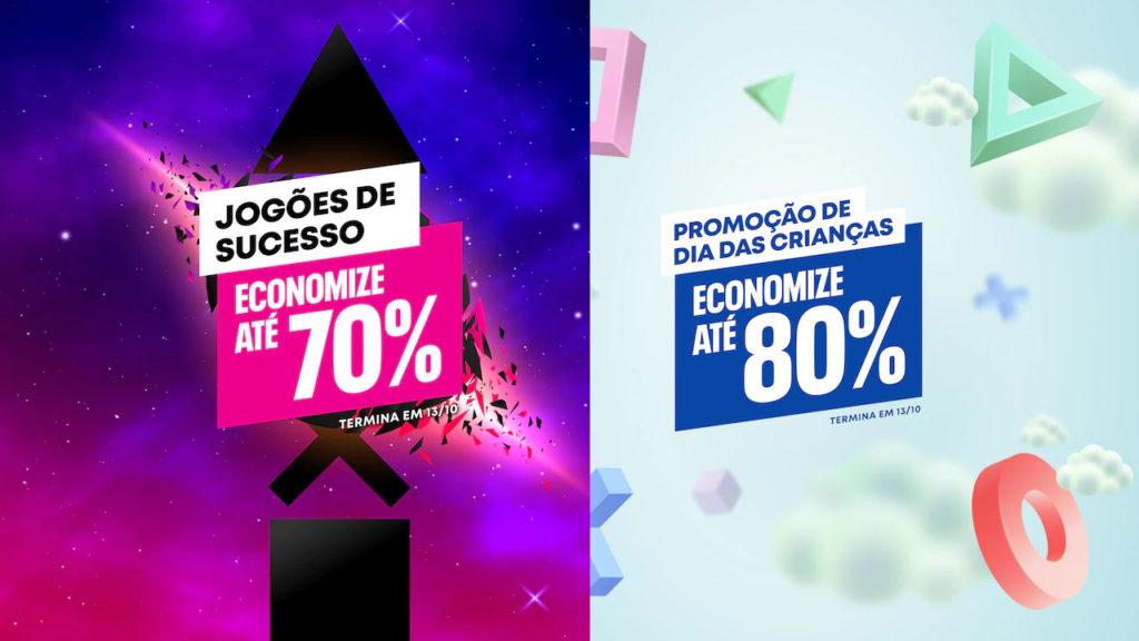 PS Store Promoções
