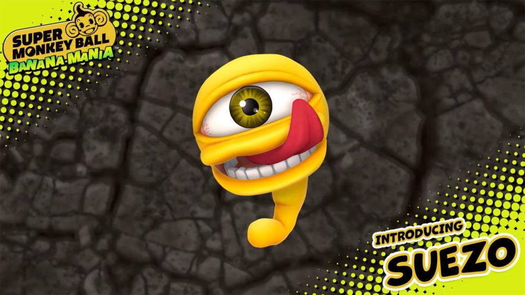 Super Monkey Ball Monster Rancher