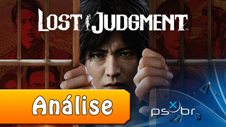 Lost Judgment – Review